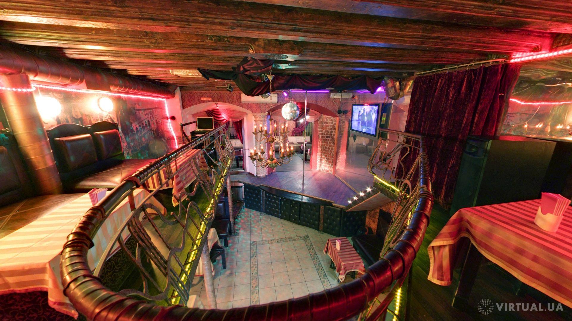Kazanova стриптиз бар
